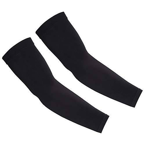 KUHNMARVIN UPF 50 Compression Arm Sleeves for Men/Women/Students