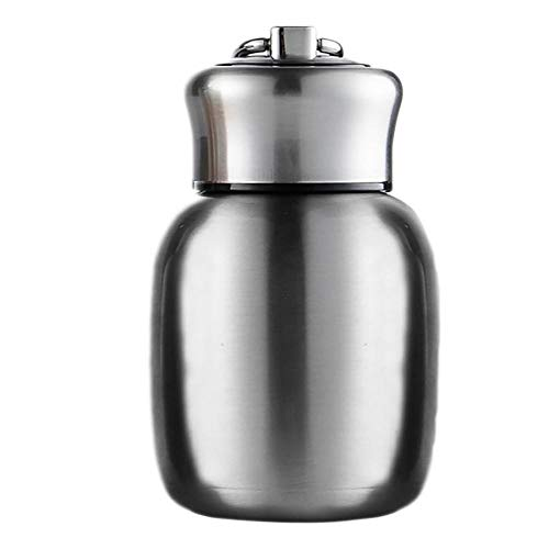 Mini 7 oz Stainless Steel Water Bottle, Small Vacuum Insulated Water Bottle...