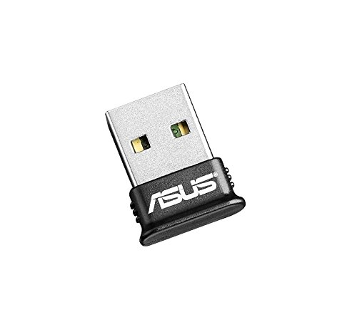 ASUS USB-BT400 USB Adapter w/ Bluetooth Dongle Receiver, Laptop & PC...