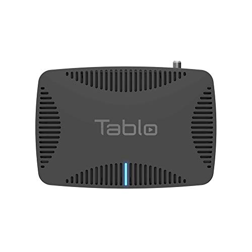 Tablo Quad Over-The-Air [OTA] Digital Video Recorder [DVR] for Cord Cutters...