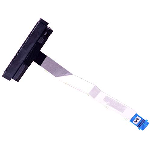 Deal4GO 12-pin SSD SATA Hard Drive Cable HDD Connector for HP Envy 15-AH...