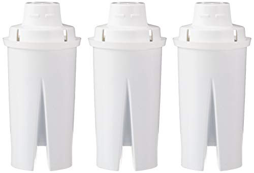 Amazon Basics Replacement Water Filters for Water Pitchers, Compatible with...