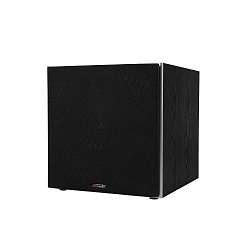 Polk Audio PSW10 10' Powered Subwoofer - Power Port Technology, Up to 100...
