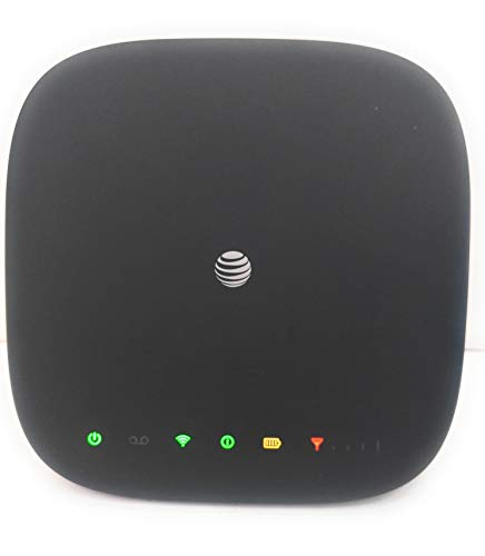 ZTE MF279 Wireless Internet Home Base 150Mbps 4G LTE WiFI router (AT&T...