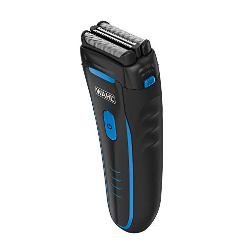 Wahl Groomsman Electric Shaver Rechargeable Wet/Dry Waterproof Electric...