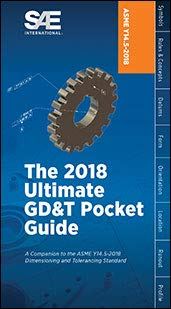 2018 Ultimate GD&T Pocket Guide 2nd Edition