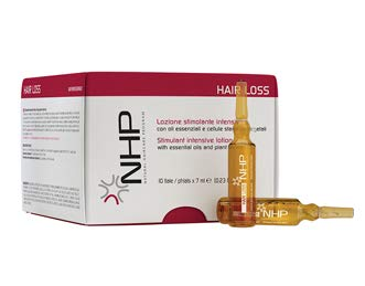 NHP Hair Loss Stimulant Intensive Lotion With Essential Oils and Plant Stem...