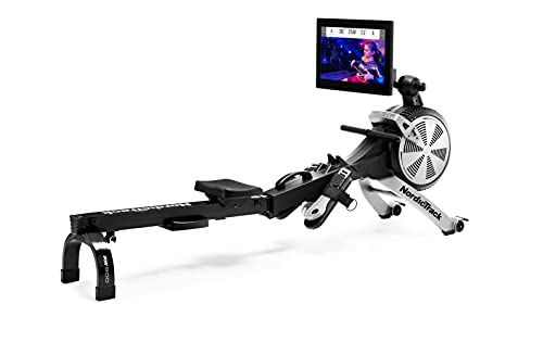 """NordicTrack RW900 Rowing Machine with 22"""" Touchscreen and 30-Day iFIT..."""