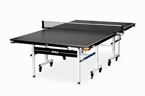 JOOLA Noctis 19mm Table Tennis Table with Net Set, Ball Holders and Abacus...
