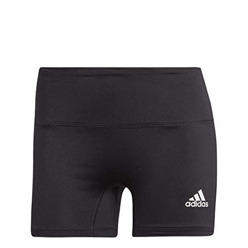adidas Women's 4-Inch Compression Fit Quarter Length Volleyball Performance...