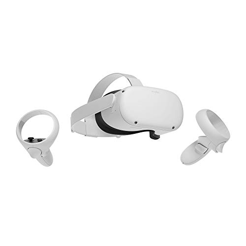 Oculus Quest 2 — Advanced All-In-One Virtual Reality Headset — 128 GB