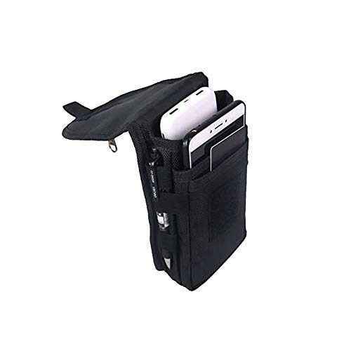 Large Smartphone Pouch, Cell Phone Holder, Tactical Phone Holster,...