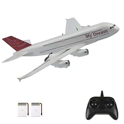 Landbow Remote Control Airplane – 2.4Ghz 3 Channels RC Plane Ready to...