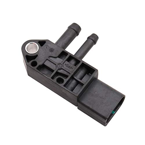 TOOWGM Exhaust Pressure Sensor Compatible with Audi A3/A4/A6/A8/Q7 For V W...