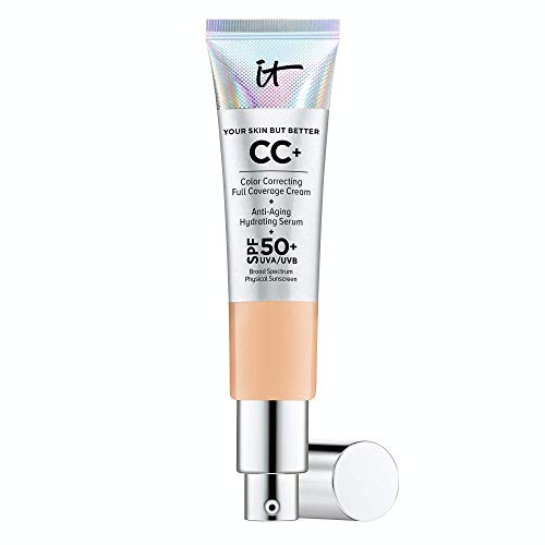 IT Cosmetics Your Skin But Better CC+ Cream, Neutral Medium (N) - Color...