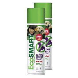 EcoSmart Flying Insect Killer 14 ounce. Aerosol (2 Pack)