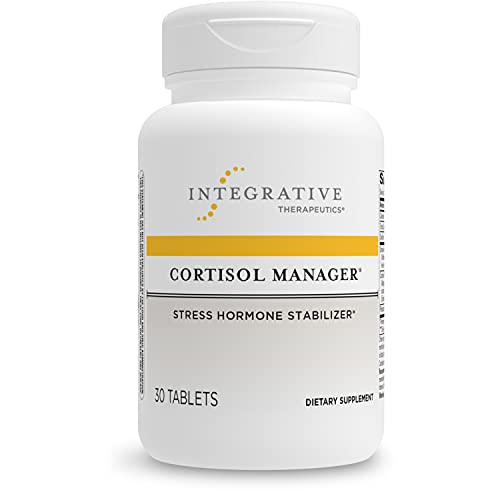 Integrative Therapeutics Cortisol Manager Supplement - Reduces Stress to...