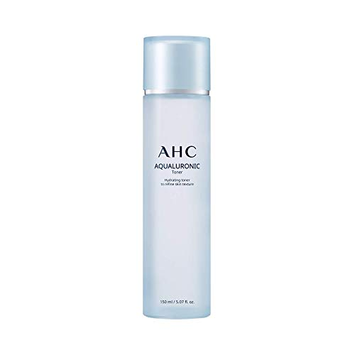 AHC Toner for Face Aqualauronic Hydrating Skin for Dehydrated Skin Triple...