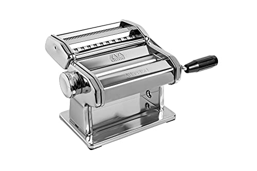 MARCATO Atlas 150 Pasta Machine, Made in Italy, Includes Cutter, Hand...