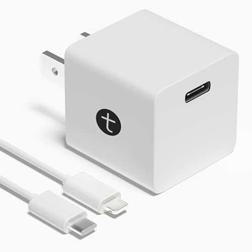 20W USB C Wall Charger, TTWEN Fast Phone Charger Mini Power Adapter PD 3.0...