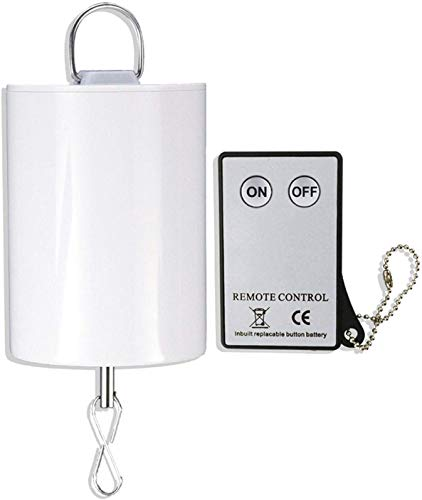 FONMY Hanging Display Motor 10 RPM Low Speed with Remote for Wind Spinner...