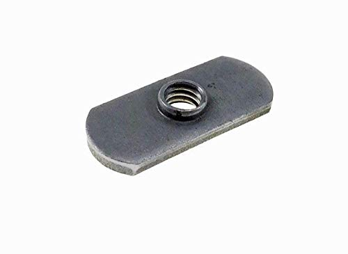 10 Pack 5/16-18 Spot Weld Nuts - Double Tab - ND 2724