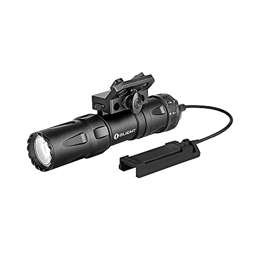 OLIGHT Odin Mini 1250 Lumens Ultra Compact Rechargeable Mlok Mount Tactical...