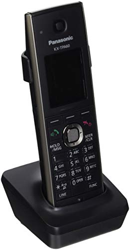 Panasonic KX-TPA60 Additional Handset with Charger for use with KX-TGP600...