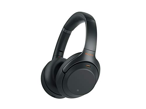 Sony WH1000XM3 Noise Cancelling Headphones, Wireless Bluetooth Over the Ear...