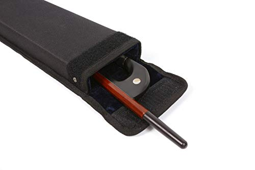 Yinfente Upright Double Bass Bow Case for One French German Bass Bow bag...