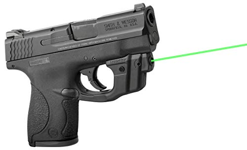 LaserMax CenterFire GS-SHIELD-G With GripSense (Green) For Use With Smith &...