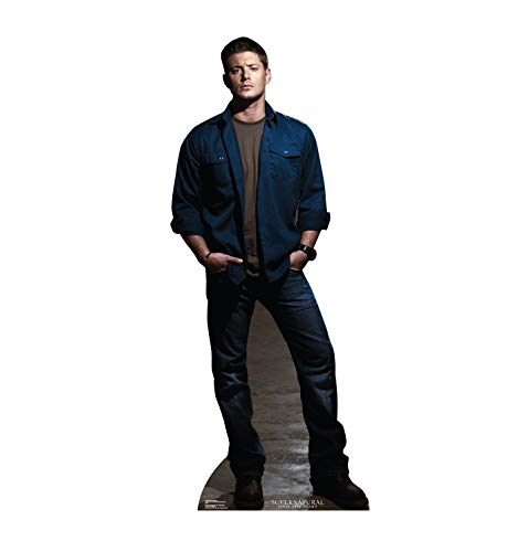 Cardboard People Dean Winchester Life Size Cardboard Cutout Standup - The...