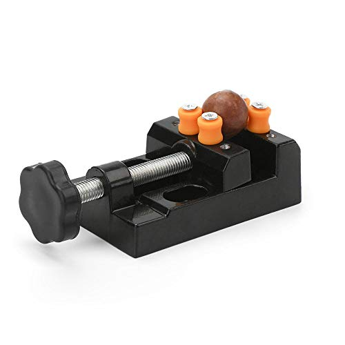 Yakamoz Universal Mini Drill Press Vise Clamp Table Bench Vice for Jewelry...