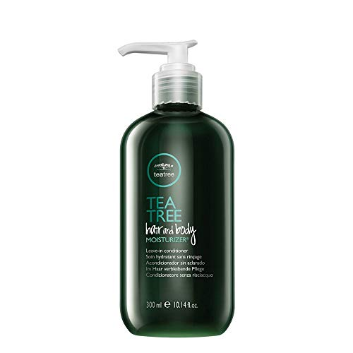 Tea Tree Hair and Body Moisturizer Leave-In Conditioner, 10.14 fl. oz.