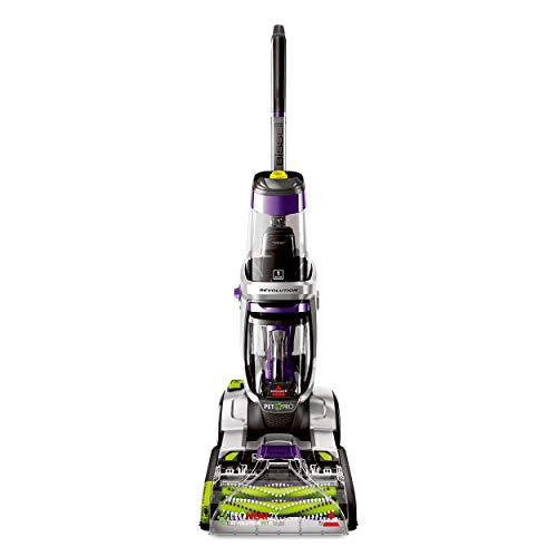 Bissell ProHeat 2X Revolution Max Clean Pet Pro Full-Size Carpet Cleaner,...