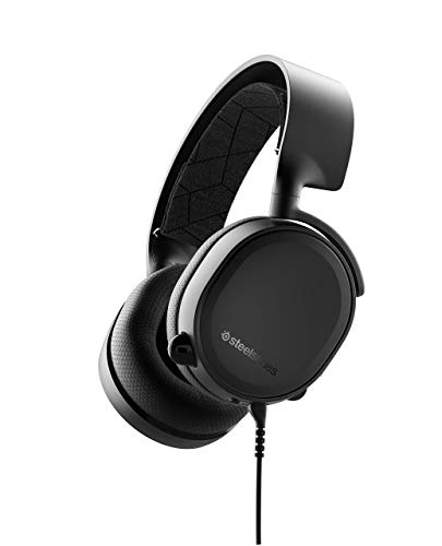 SteelSeries Arctis 3 Console Stereo Wired Gaming Headset for PlayStation 4,...