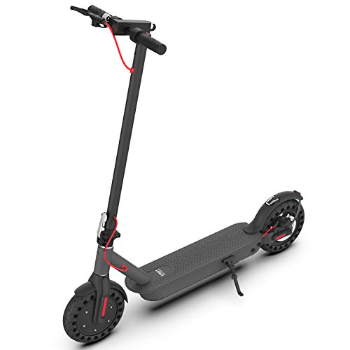 Hiboy S2 Pro Electric Scooter - 10' Solid Tires - 25 Miles Long-range & 19...