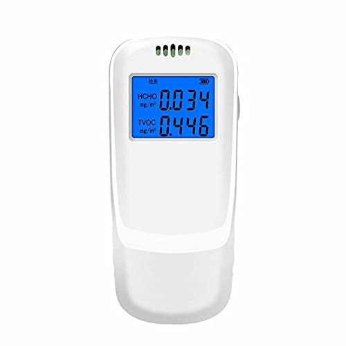 Air Quality Monitor, Handheld High Accuracy Formaldehyde Detector Indoor...