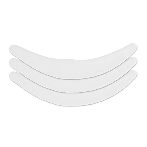 Cotton Tummy Liner (3-Pack, XX-Large, White)