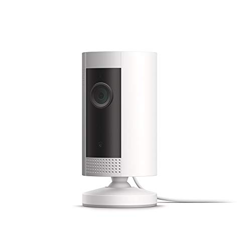Ring Indoor Cam, Compact Plug-In HD security camera with two-way talk,...