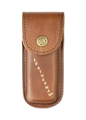 LEATHERMAN, Heritage Leather Snap Sheath for Multitools, Made in the USA,...