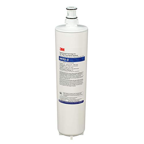 3M 5615103 Water Filtration Replacement Cartridge for Commercial Ice Maker...