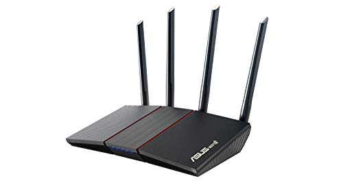 ASUS AX1800 WiFi 6 Router (RT-AX55) - Dual Band Gigabit Wireless Router,...