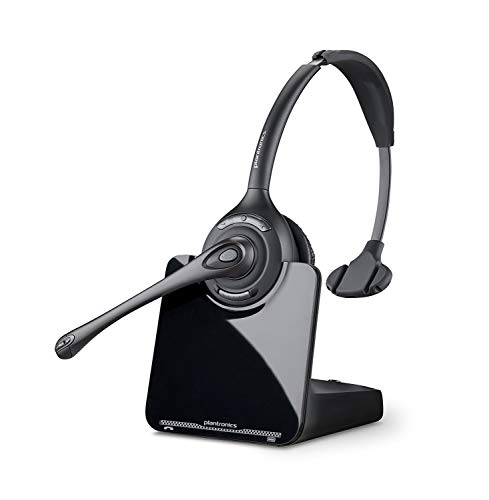 Plantronics CS510 - Over-the-Head monaural Wireless Headset System DECT 6.0...