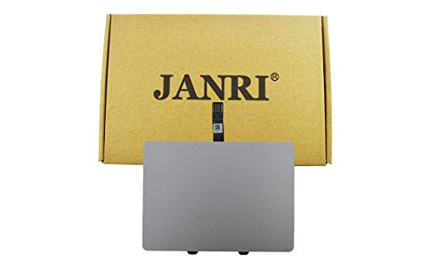 JANRI Replacement Trackpad Touchpad with Cable for MacBook Pro Unibody...