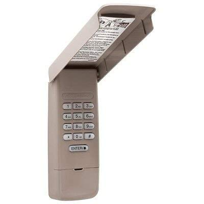 877MAX Liftmaster Keyless Entry Keypad 377LM 977LM Sears Compatible 315mh...