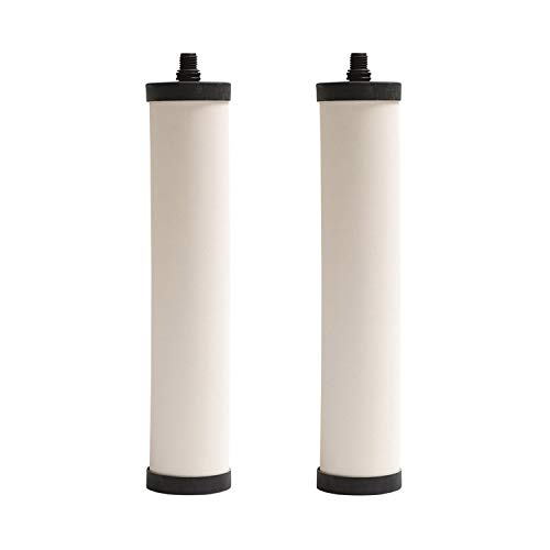 2 Pack - Franke Triflow Compatible Filter Cartridges By Doulton M15...