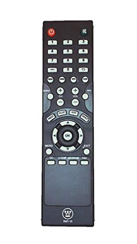 NEW RMT-15 RMT15 Remote control for Westinghouse LD-4055 LD-4065 LD-4070Z...