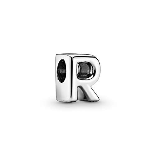 Pandora Jewelry Letter R Sterling Silver Charm