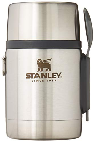 Stanley Classic Legendary Vacuum Insulated Food Jar 18 oz – Stainless...